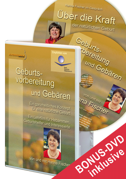 Hanna Fischer Fortbildungs-DVD mit Bonus-DVD | Jetzt bestellen!